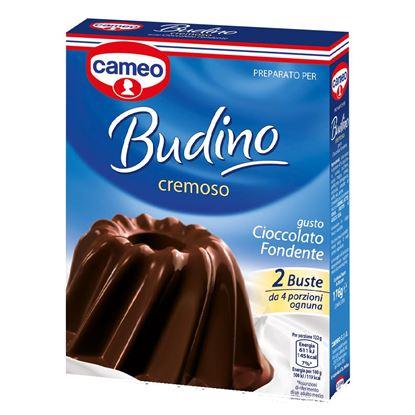 Picture of BUDINO CAMEO CIOCCOLATO FONDENTE GR.176