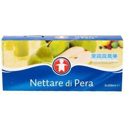 Picture of NETTARI DI PERA SIGMA BRIK ML.200X3