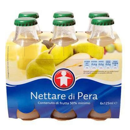 Picture of NETTARI DI PERA SIGMA CLUSTER ML.125X6