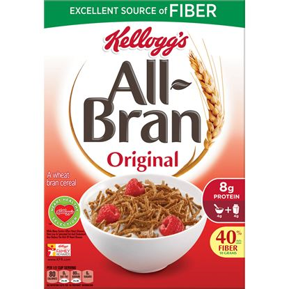 Picture of CEREALI ALL BRAN KELLOGGGR.375