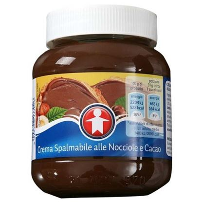 Picture of CREMA SPALMABILE CACAO SIGMA GR.400