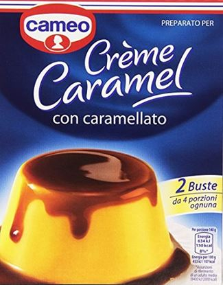 Picture of CREME CARAMEL CAMEO GR.200