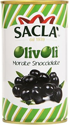 Immagine di OLIVOLI`SACLA`NERE SNOC.S/LIQUIDO GR.135