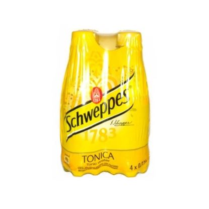 Picture of SCHWEPPES TONICA LT.0,25X4 PET