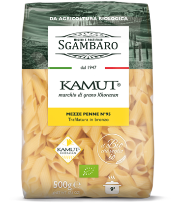 Picture of FUSILLI KAMUT BIO JOLLY SGAMBARO GR.500