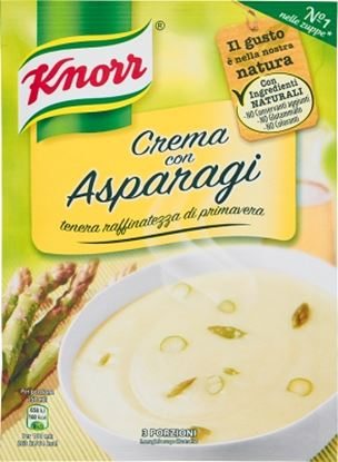 Picture of CREMA ASPARAGI KNORR BUSTA GR.100