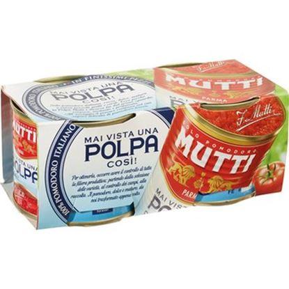Picture of POLPA POMODORO MUTTI GR.210 X 2