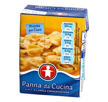 Picture of PANNA CUCINA UHT SIGMA BRIK 200 ml