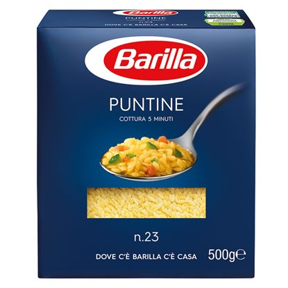 Picture of PUNTINE N.23 BARILLA GR.500