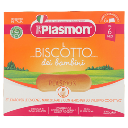 Picture of BISCOTTO PLASMON GR 320
