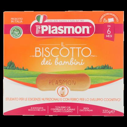 Immagine di BISCOTTO PLASMON GR 320