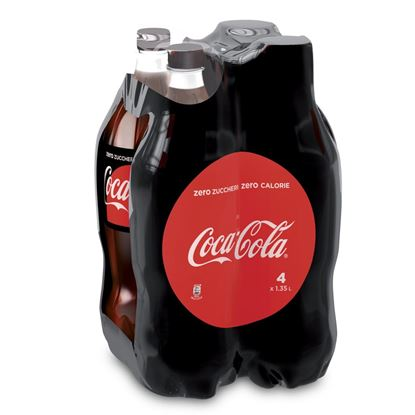 Picture of COCA COLA ZERO CL.66 X 4PET