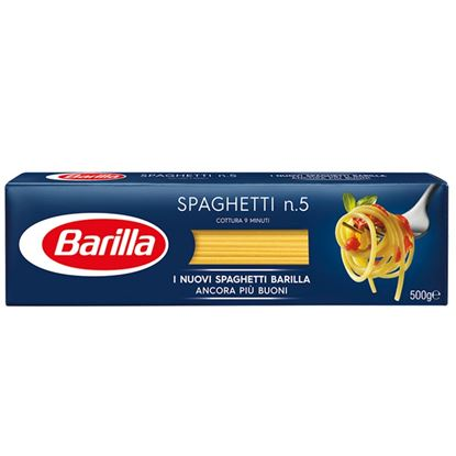 Picture of SPAGHETTI N.5 BARILLA GR.500