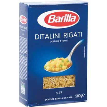 Picture of DITALINI RIGATI N.47 BARILLA GR.500
