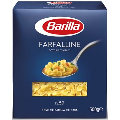 Picture of FARFALLINE N.59 BARILLA GR.500