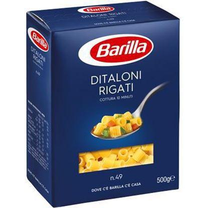 Picture of DITALONI RIGATI N.49 BARILLA GR.500