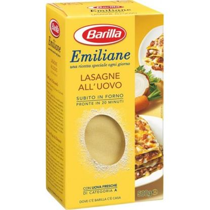 Picture of LASAGNE UOVO EMILIANE BARILLA GR.500