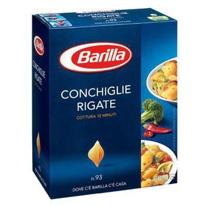 Picture of CONCHIGLIE RIGATE N.93 BARILLA GR.500