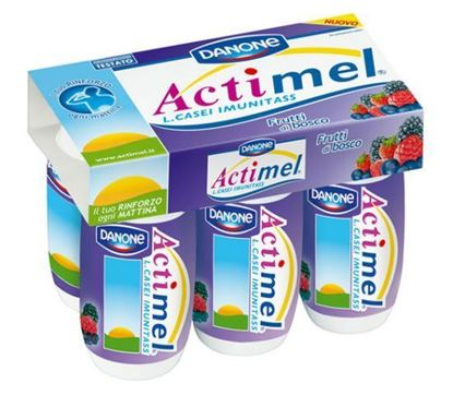Picture of ACTIMEL DANONE F.BOSCO GR100X6