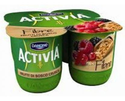 Picture of ACTIVIA FIBRE BOSCO-CRUSCA DAN GR125X4