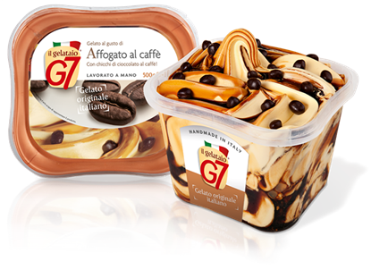 Picture of AFFOGATO AL CAFFE` GR 80G 7