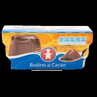 Picture of BUDINO AL CACAO SIGMA 2X100 G.