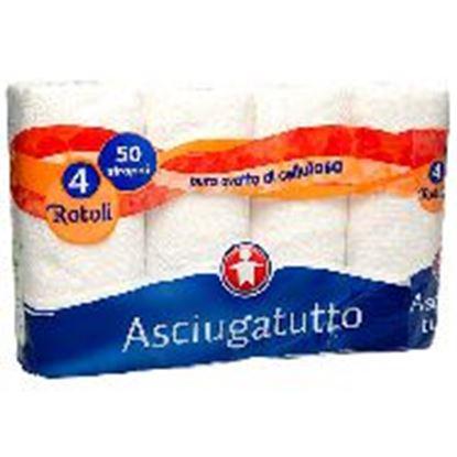 Immagine di ASCIUGATUTTO 2 VELI SIGMA50 ST.4 ROTOLI