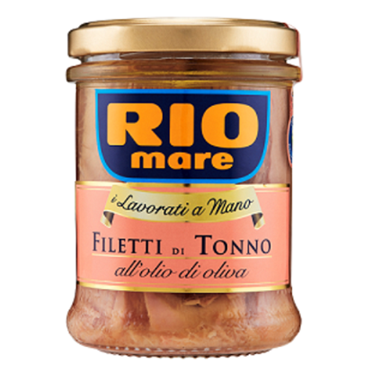 Picture of FILETTI TONNO RIO MARE EX.V VASO GR 180