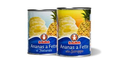 Picture of ANANAS AL NATURALE SIGMAGR.560