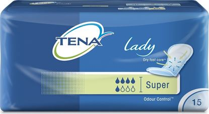 Immagine di ASSORB. TENA LADY SUPERX 15