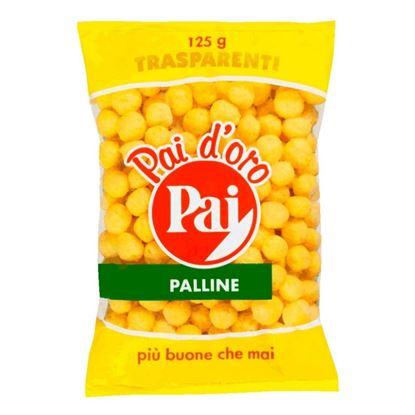 Picture of PALLINE PAI ORO GR.125