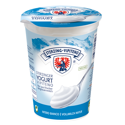 Immagine di YOGURT VIPITENO INTEROBIANCO GR.125X2