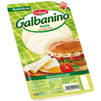 Picture of GALBANINO FETTE GR 120