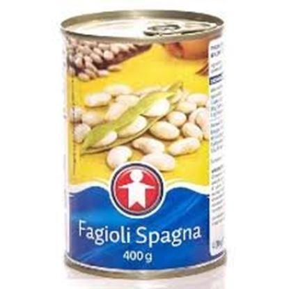 Picture of FAGIOLI BIANCHI DI SPAGNASIGMA GR.400