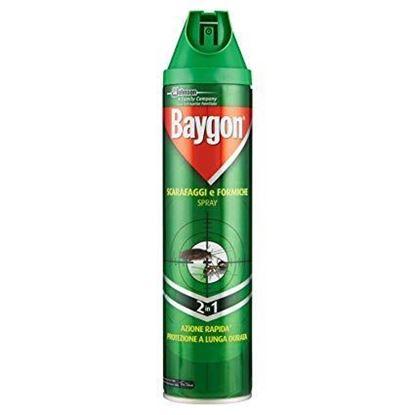 Picture of BAYGON SCARAFAGGI/FORMIC.PLUS SPRAY ML.400