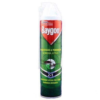 Picture of BAYGON SCHIUMA ATTIVASCARAFAGGI/FORMIC.ML.400