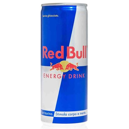 Picture of BEVANDA ENERGETICA REDBULL LATTINA CL 25