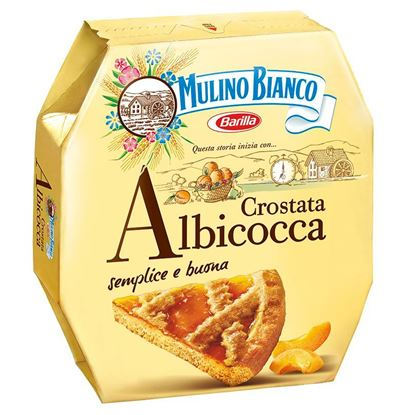 Picture of CROSTATA ALBICOCCA MULINOBIANCO GR.475