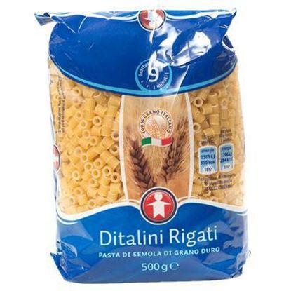 Immagine di DITALINI RIGATI SIGMA GR.500