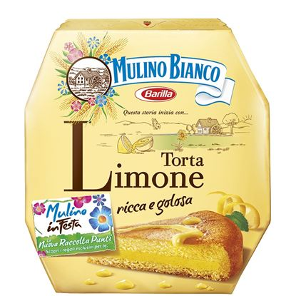 Picture of TORTA LIMONE MULINO BIANCO GR.620