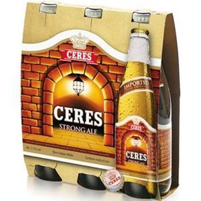 Picture of BIRRA CERES STRONGALE CL.33X3