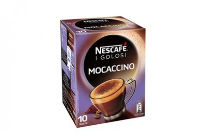 Picture of NESCAFE MOCACCINO BST 10X GR 88