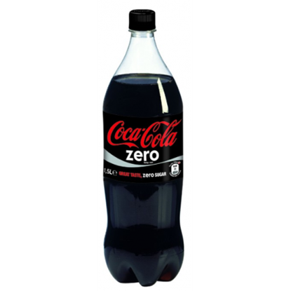 Immagine di COCA COLA ZERO PET LT.1,5