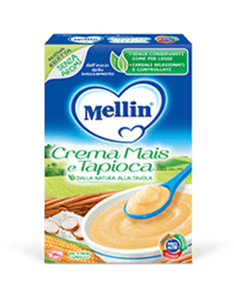 Picture of CREMA MAIS E TAPIOCA MELLIN GR.200