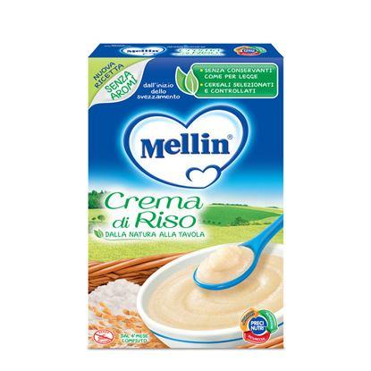 Picture of CREMA DI RISO MELLIN GR.200