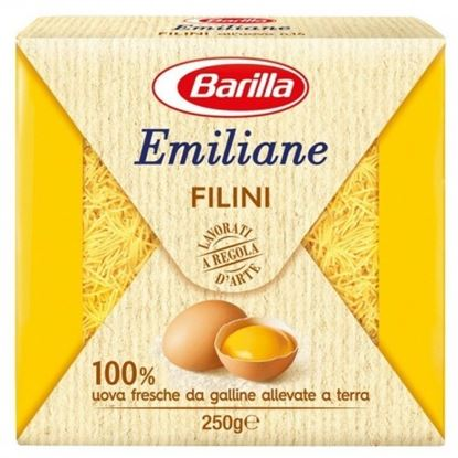 Picture of FILINI UOVO EMILIANE BARILLA GR.250+25