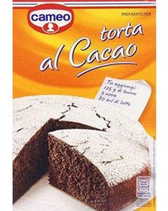 Picture of PREPARATO PER TORTA AL CACAO CAMEO GR.448