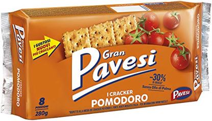 Picture of CRACKER POMODORO GRANPAVESI GR.280