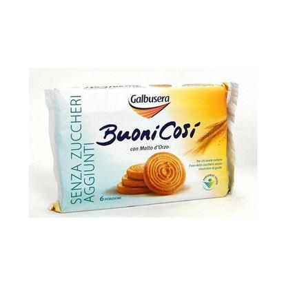 Picture of BISCOTTI BUONI COSI S/Z GALBUSERA GR.330
