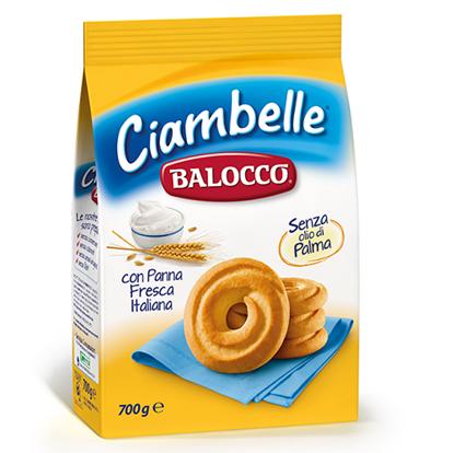 Immagine di BISCOTTI CIAMBELLE BALOCCO GR.700